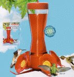 ONE OF THE ORIGINAL HUMMINGBIRD FEEDER DESIGNS