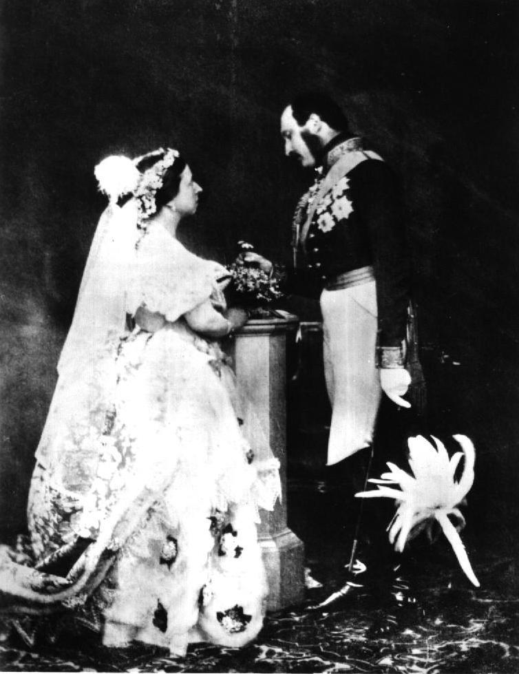 drottning victoria barn