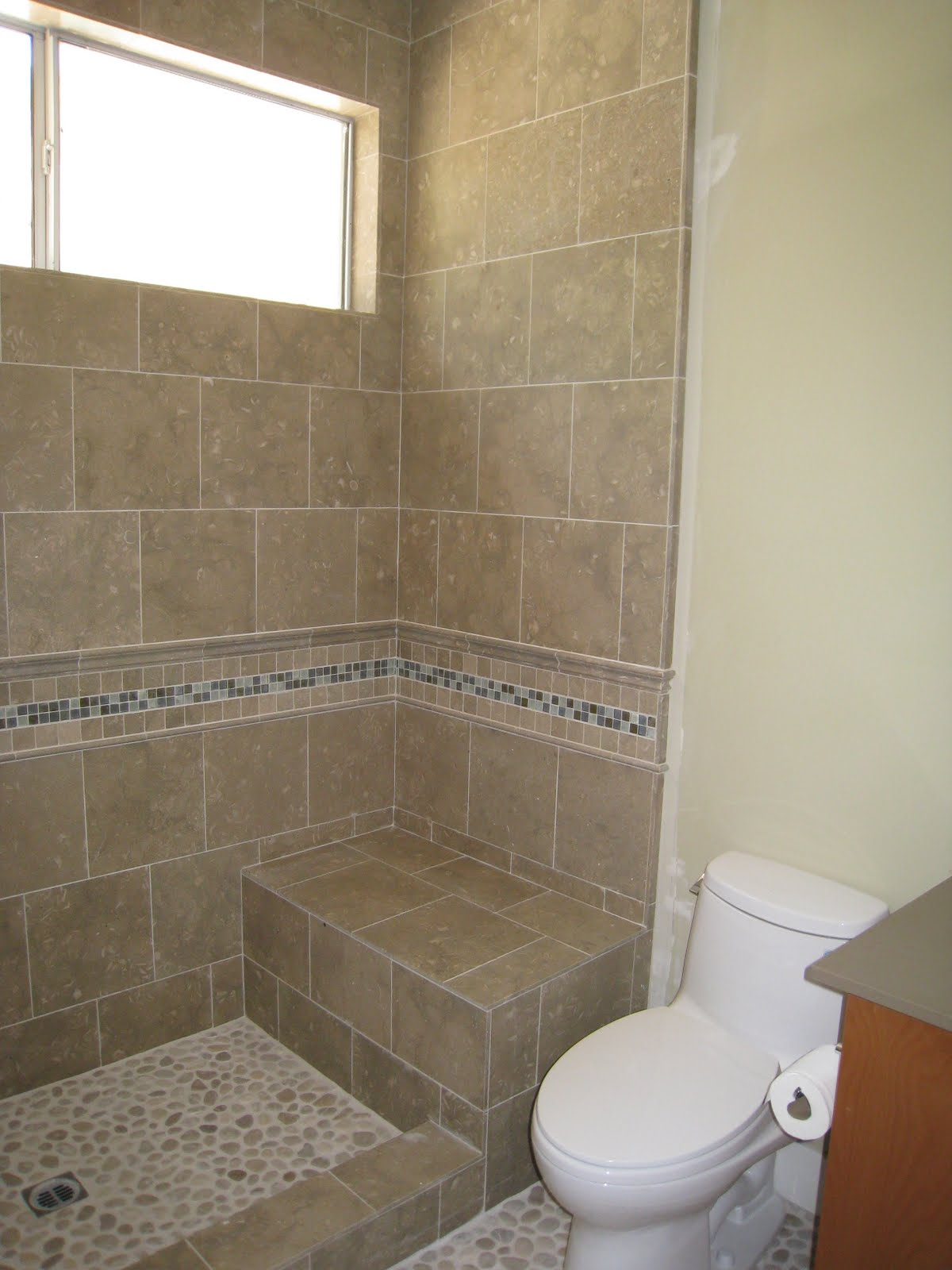 Remodel insanity Tile shower stalls