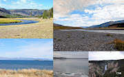 Water bodies. So pure and untouched. Yellowstone Lake, West Thumb, . (yellowstone park )