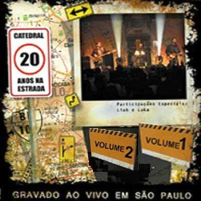 Download CD Catedral   20 Anos de Estrada Vol 1