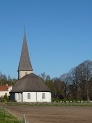 Viby kyrka i maj månad
