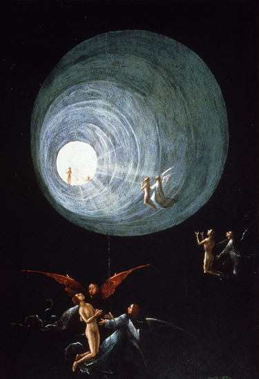 L'ascension vers l'empyrée_Jérome Bosch
