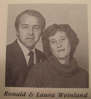 Ronald & Laura Weinland