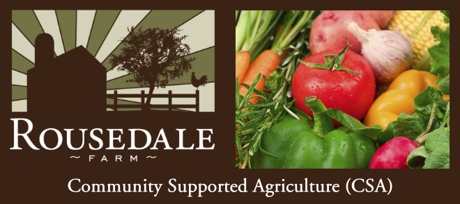 Community Supported Agriculture (CSA) Program, Fallston MD (Baltimore area)