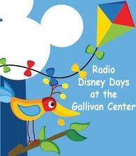 Radio Disney Day at the Gallivan!