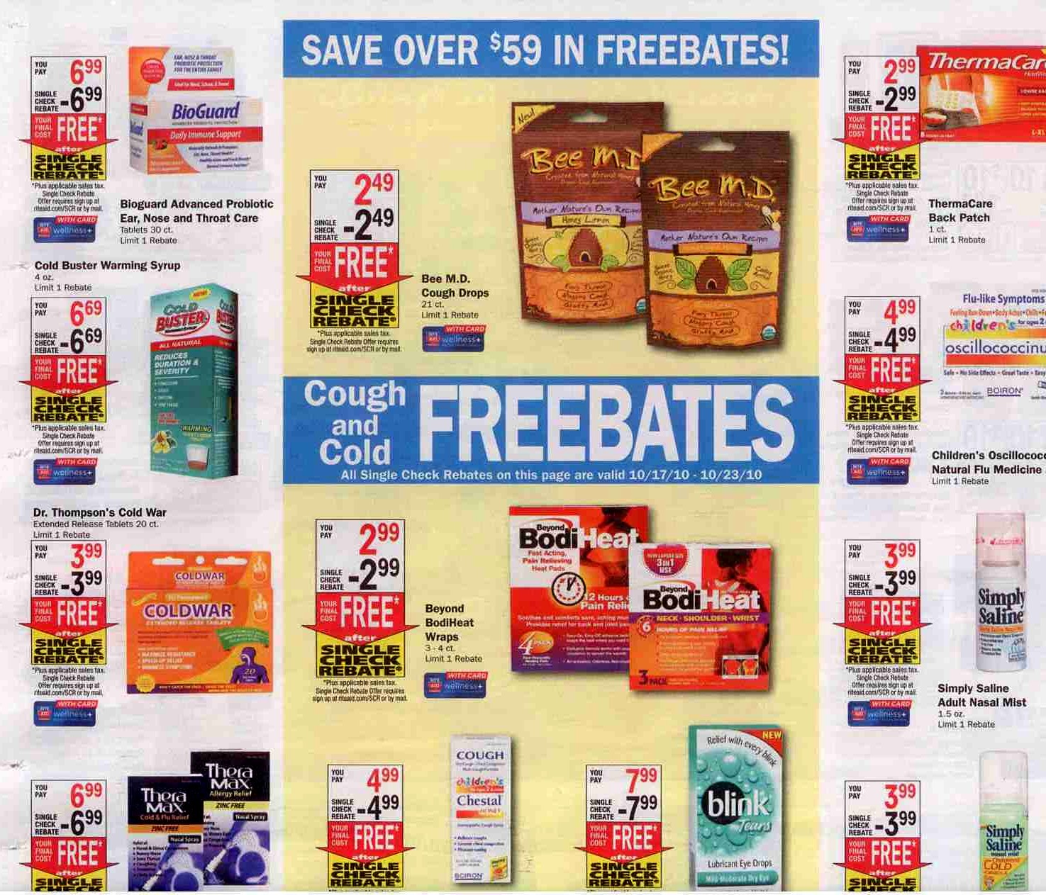 Rite aid coupon 5 off 25