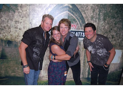 Contest Winner Review – Rascal Flatts at the Kentucky State Fair