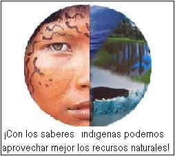 El indigena y sus recursos.
