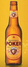 Con Póker siempre gano, es cerveza de verdad.