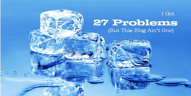 I Got 27 Problems (But This Blog Ain't One)