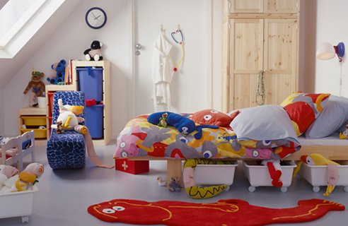 Kids Room Decorating Ideas on Storage Ideas For Kids  Rooms   China Home Decor