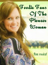 Cooking With The Pioneer Woman