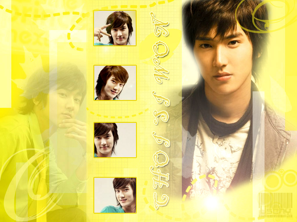 Choi Siwon Wallpaper Real name:choi si won 최시원