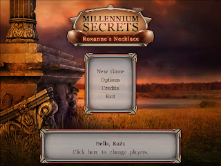 Millennium Secrets 2: Roxanne's Necklace [BETA]