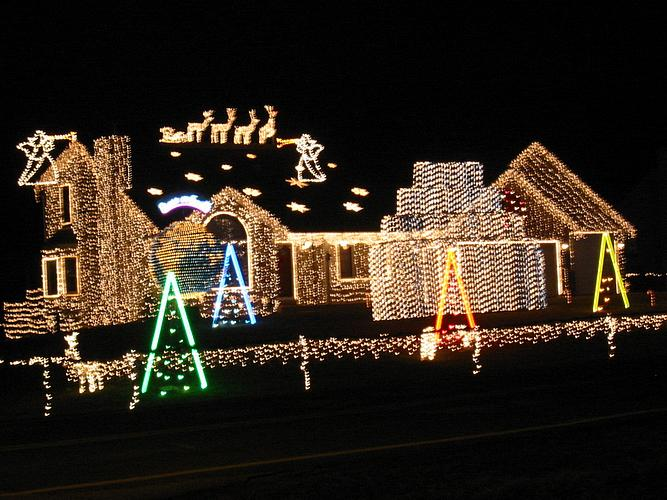 Because Writing.: The Christmas Light Personality Test
