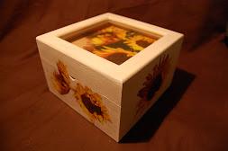 Caixa Chá Girassol
