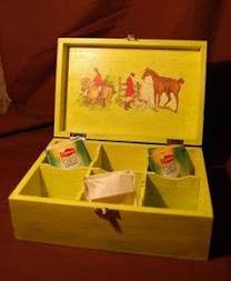 Caixa Cavalos