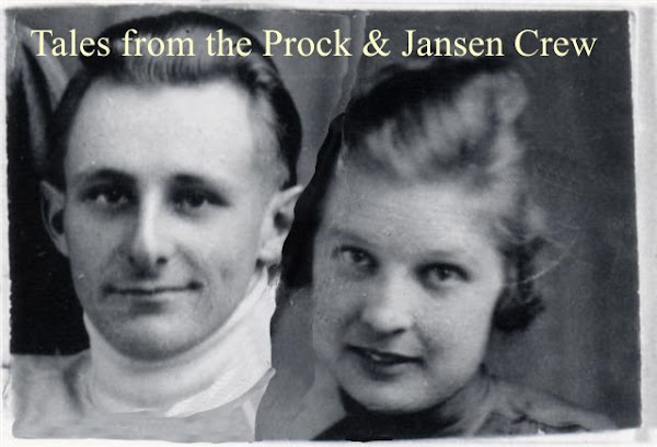 Tales from the Prock & Jansen Crew