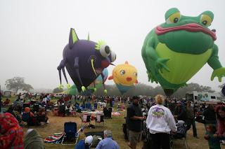特型熱氣球