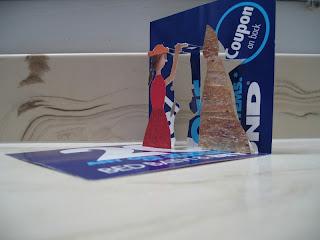 立體卡片側面