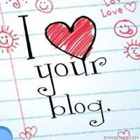 I (LUV) your blog