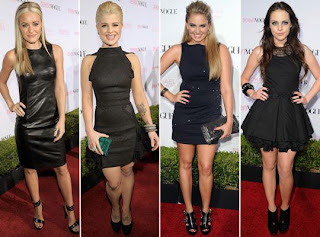 Amanda Michalka, Kelly Osbourne,tiffany Thornton E Elizabeth Gillies
