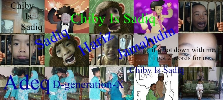 Chiby Is Sadiq