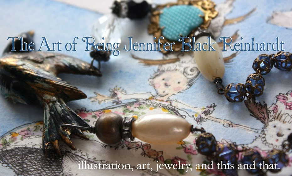 The Art of Being Jennifer Black Reinhardt