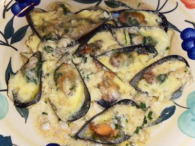 Le ricette di cockerina cozze araganate for Cosa vuol dire forno statico
