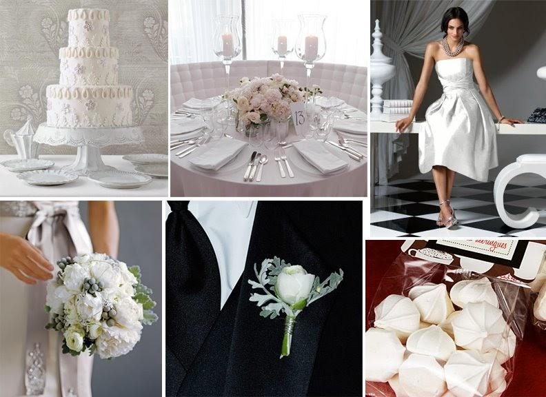 tastefully entertaining event ideas inspiration winter white wedding