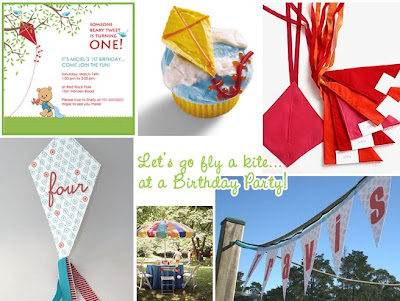 Shelly emailed in looking for some inspiration for her son's 1st birthday