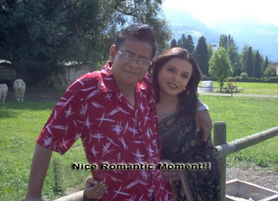EXCLUSIVE NEWS: Humayun Ahmed and his 2nd Wife Meher Afroz Shaon Picture