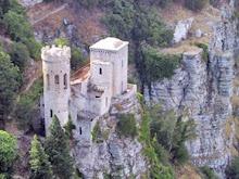 Castillo templo de Erice