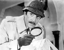 Inspector Clousseau de la Pantera Rosa