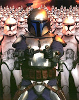 Turns out that storm troopers, like orcs, are Maori.