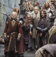 In her most desperate hour, Helm's Deep gathers her filthiest defenders.