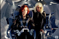 Professor X can send these two to capture me anytime.