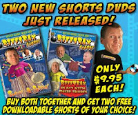 Suggested Future Compilation Titles: Shortsapalooza, Shortszilla, Arnold Shortsenegger, Norman Shortskopf, Some Enchanted Shorts-ning...
