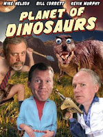 There were dinosaurs in the 1970s, right?