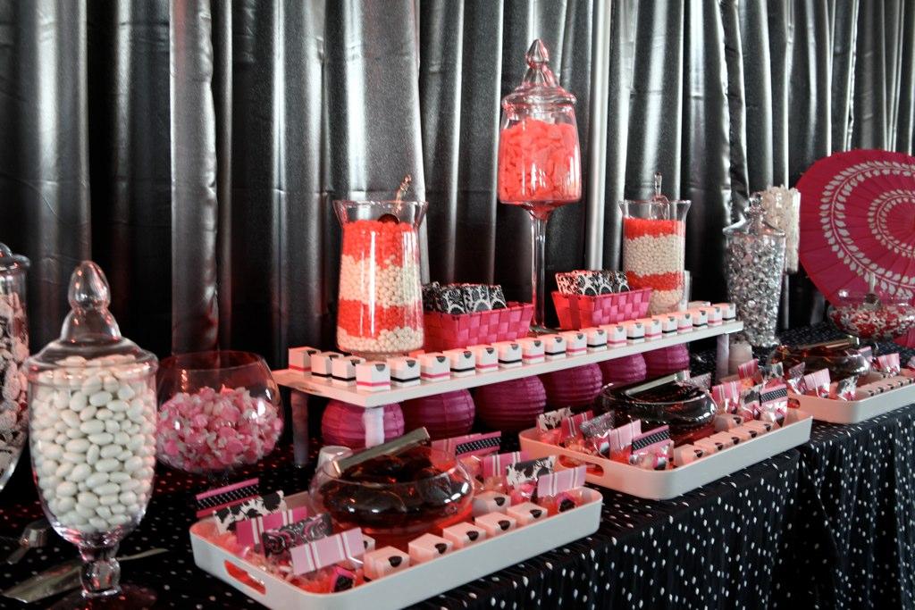 The Making Of A Candy Bar Elizabeth Bailey Weddings