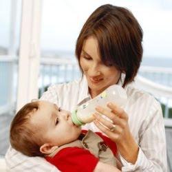 Cuidando dos bebês