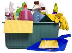 Saiba como fazer uso de limpadores químicos