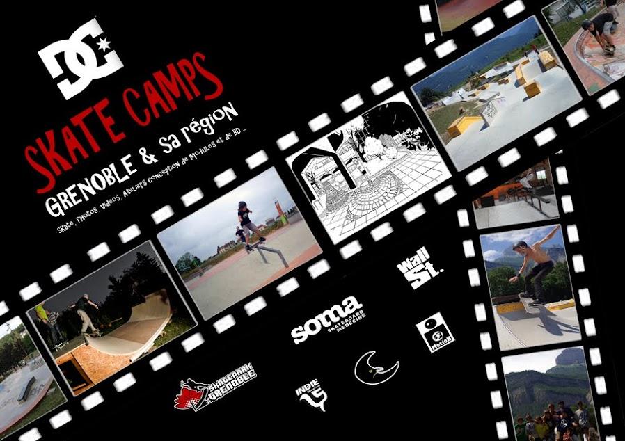 DC SKATE CAMPS