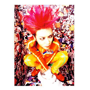 hide (X JAPAN) Size: A3, approx 29.7cm×42.0cm (approx 11.69in x 16.53in)