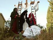 14. Gesù deposto dalla Croce