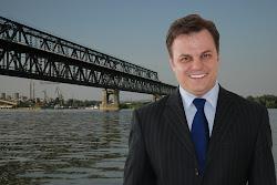 Eu la Podul Prieteniei, pe care-l vreau fara taxe
