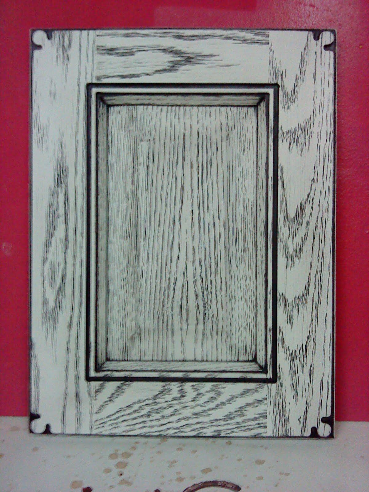El rincon del mueble patinado negro sobre fondo blanco - Como patinar un mueble ...