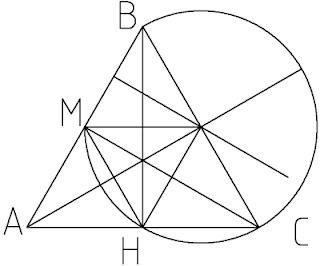 El centro del arco
