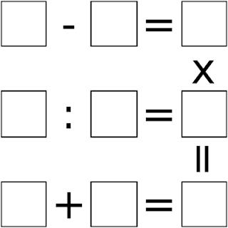 tabla en blanco